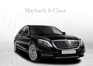 Maybach S CLass
