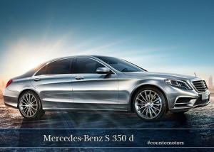 Mercedes Benz S 350 d