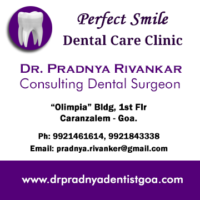 Perfect Smile Dental Clinic | Good Dentist in Caranzalem, North Goa