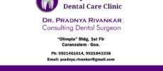 Perfect Smile Dental Clinic | Good Dentist in Caranzalem, North Goa